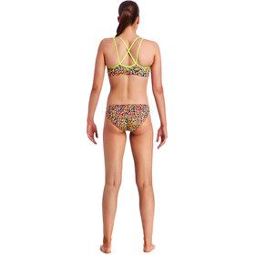 Funkita Criss Cross Top Ladies Fireworks